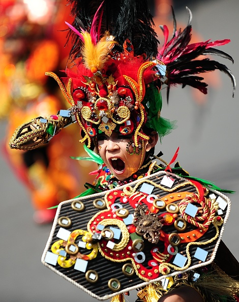 Octopus「Revellers Gather For Jember Fashion Carnival」:写真・画像(1)[壁紙.com]