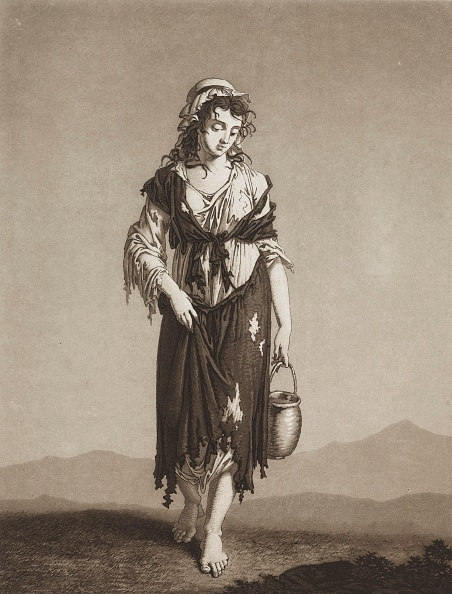 Etching「The Young Beggars」:写真・画像(13)[壁紙.com]