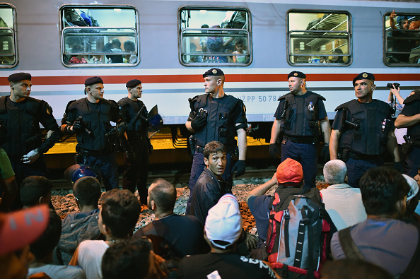 Slovenia「Chaos Surrounds The Migrant Crisis As Croatia Struggles To Cope With The Numbers」:写真・画像(19)[壁紙.com]