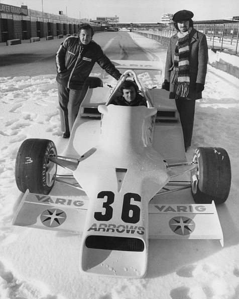 1978「Arrows Racing Team Arrows FA1」:写真・画像(10)[壁紙.com]