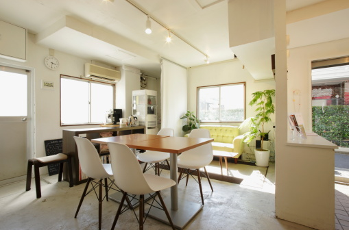 Japan「A cafe space」:スマホ壁紙(6)
