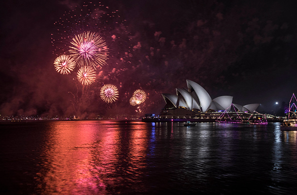 New Year「Sydney Celebrates New Year's Eve 2018」:写真・画像(15)[壁紙.com]