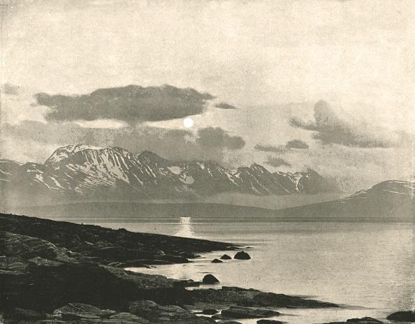 Arctic Ocean「The Midnight Sun On The Arctic Ocean」:写真・画像(8)[壁紙.com]
