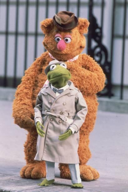 Trenchcoat Kermit:ニュース(壁紙.com)