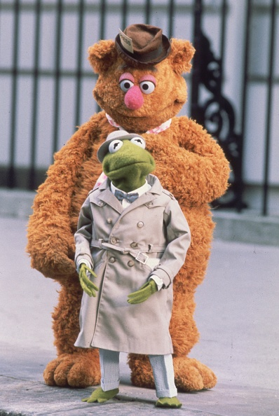 Movie「Trenchcoat Kermit」:写真・画像(13)[壁紙.com]