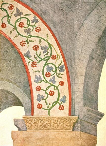 Vaud Canton「Decoration In St John The Baptist Church」:写真・画像(9)[壁紙.com]