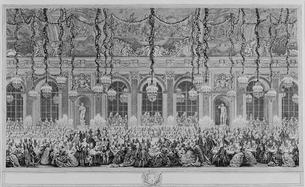 世界遺産「Decoration Of The Hall Of Mirrors In Versailles」:写真・画像(18)[壁紙.com]