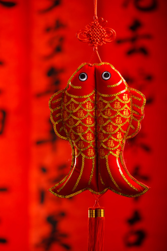 Carp「Decoration for Chinese New Year」:スマホ壁紙(19)