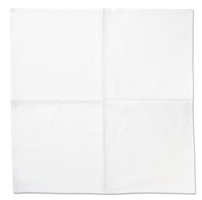 Folded「White linen tablecloth」:スマホ壁紙(12)