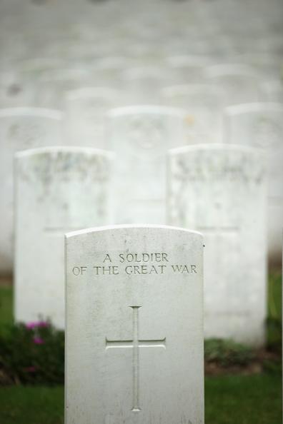 Christopher Furlong「Flanders Fields 100 Years Since The Great War」:写真・画像(13)[壁紙.com]