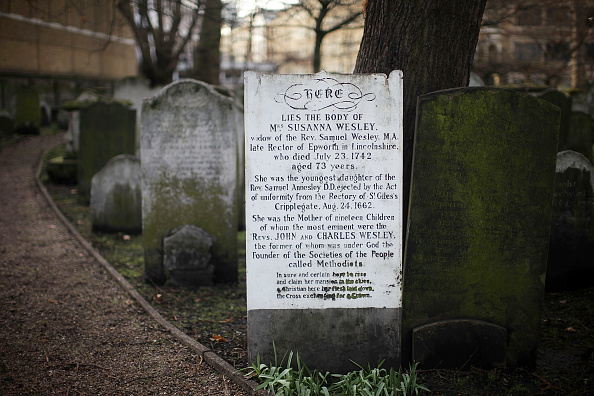 Methodist「Cemetery For Noncomformist Writers Is Awarded Grade I Listed Status By English Heritage」:写真・画像(12)[壁紙.com]