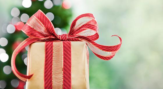 プレゼント「クリスマスギフト」:スマホ壁紙(8)