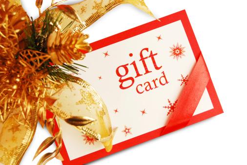 New Year「Christmas Gift Card」:スマホ壁紙(10)