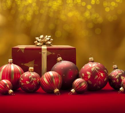 ベロア「クリスマスギフト」:スマホ壁紙(17)