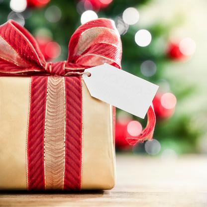 プレゼント「クリスマスギフト」:スマホ壁紙(19)