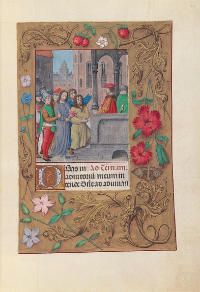Tempera Painting「Hours Of Queen Isabella The Catholic」:写真・画像(10)[壁紙.com]
