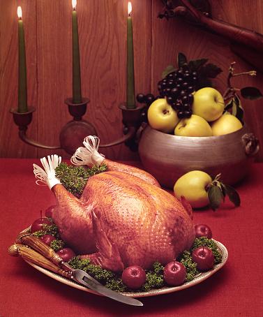 Carving Knife「Turkey On A Platter」:スマホ壁紙(18)