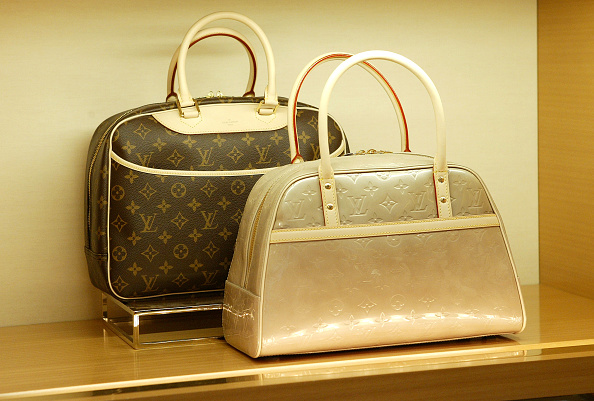 Louis Vuitton Purse「Louis Vuitton Breakfast In New York」:写真・画像(1)[壁紙.com]