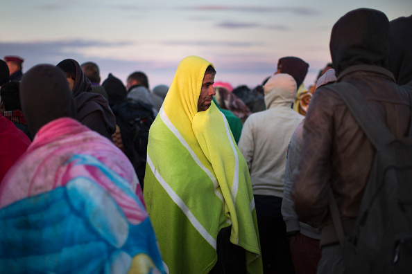Bedding「Migrants Continue To Arrive In Hungary」:写真・画像(17)[壁紙.com]