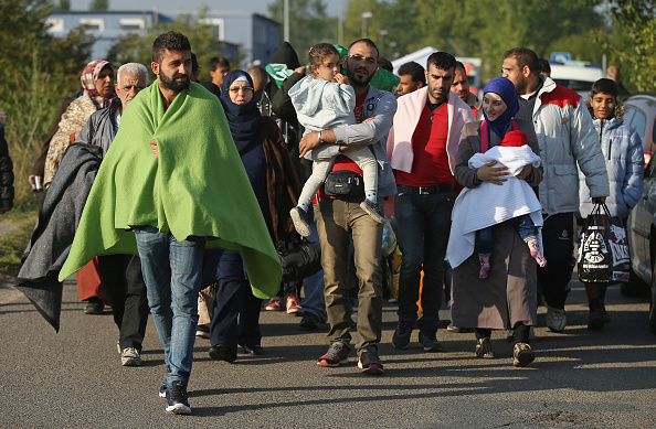 Europe「Migrants Continue To Arrive In Germany」:写真・画像(18)[壁紙.com]