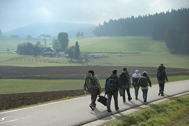 Over 6,000 Migrants Crossing Into Bavaria Daily:ニュース(壁紙.com)