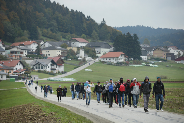 Germany「Over 6,000 Migrants Crossing Into Bavaria Daily」:写真・画像(17)[壁紙.com]