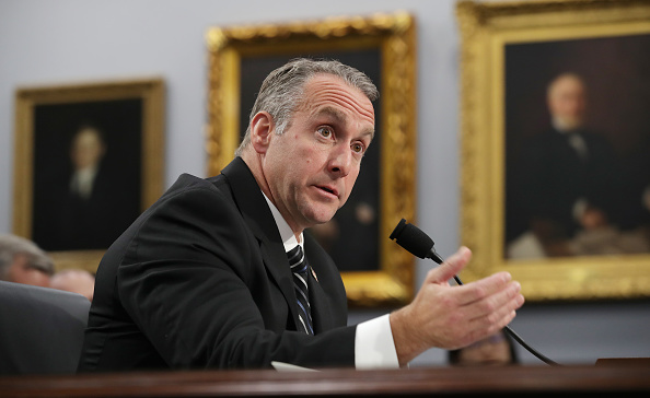 Rayburn House Office Building「U.S. Immigration And Customs Enforcement Acting Director Matthew T. Albence Testifies Before House Appropriations Committee」:写真・画像(9)[壁紙.com]