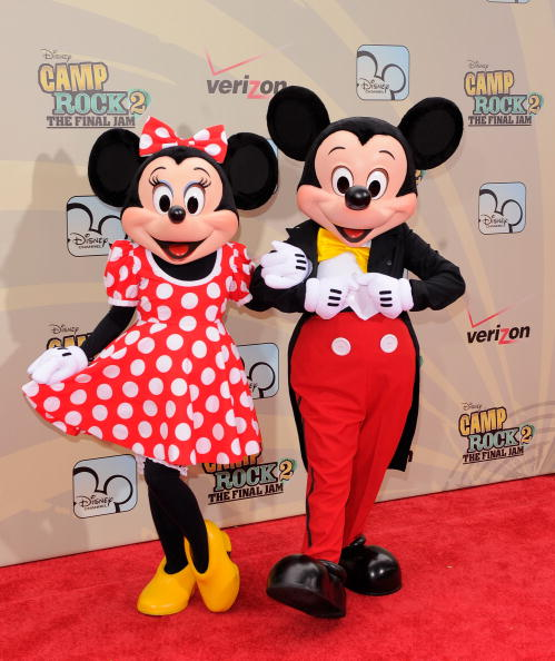 Mickey Mouse「'Camp Rock 2: The Final Jam' New York Premiere - Outside Arrivals」:写真・画像(6)[壁紙.com]