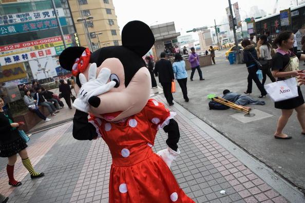 ミニーマウス「Scenes Of Taipei Before Presidential Elections」:写真・画像(8)[壁紙.com]