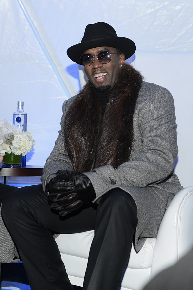 """Three Quarter Length「CIROC's """"Step Into The Circle"""" Launch Hosted By Sean Diddy Combs In Times Square, New York City」:写真・画像(19)[壁紙.com]"""