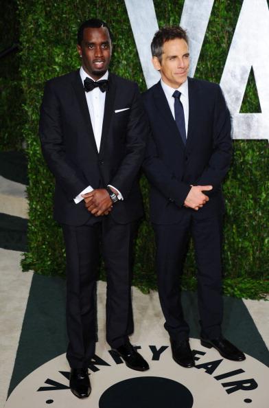 Alberto E「2012 Vanity Fair Oscar Party Hosted By Graydon Carter - Arrivals」:写真・画像(4)[壁紙.com]