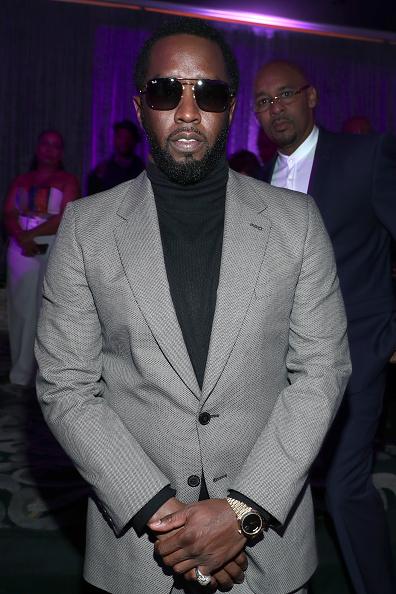 Sean Combs「2019 Essence Black Women In Hollywood Awards Luncheon - Inside」:写真・画像(6)[壁紙.com]