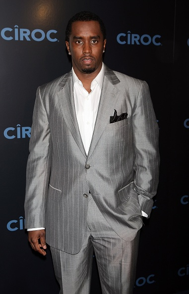 "Ciroc「Sean ""Diddy"" Combs Press Conference To Announce New Business Venture」:写真・画像(17)[壁紙.com]"