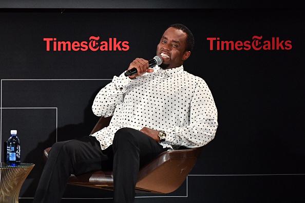 カメラ目線「TimesTalks Presents: An Evening With Sean 'Diddy' Combs」:写真・画像(16)[壁紙.com]