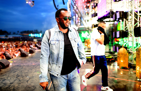Sean Combs「2018 Coachella Valley Music And Arts Festival - Weekend 1 - Day 3」:写真・画像(17)[壁紙.com]