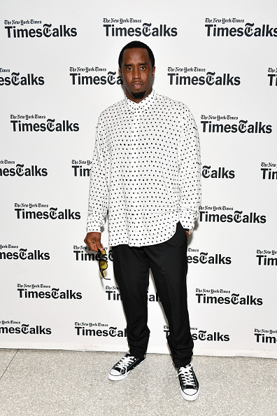 カメラ目線「TimesTalks Presents: An Evening With Sean 'Diddy' Combs」:写真・画像(14)[壁紙.com]