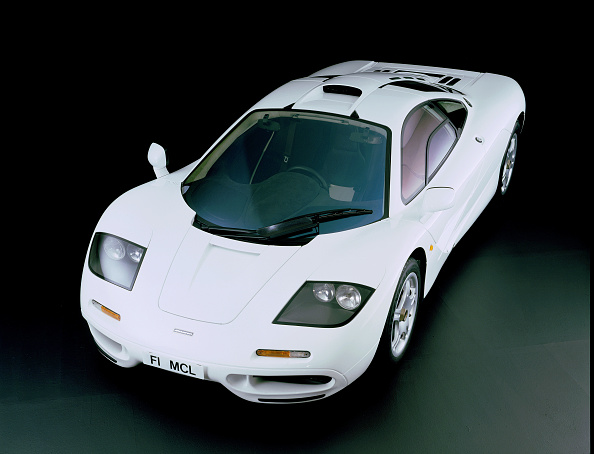 Formula One Racing「1995 McLaren F1 road car」:写真・画像(7)[壁紙.com]