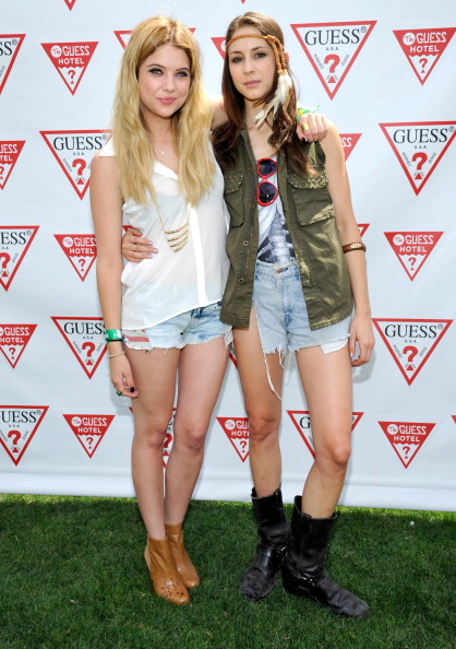Cutoffs「GUESS Hotel At The Viceroy Pool Party Day 1」:写真・画像(8)[壁紙.com]