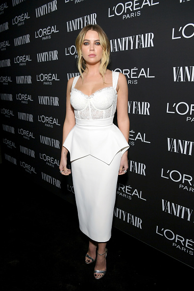 アシュリー ベンソン「Vanity Fair And L'Oréal Paris Celebrate New Hollywood」:写真・画像(14)[壁紙.com]