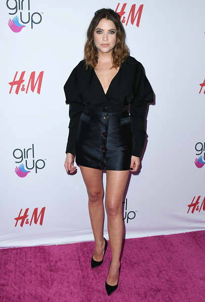 Ashley Benson「2nd Annual Girl Up #GirlHero Awards - Arrivals」:写真・画像(14)[壁紙.com]