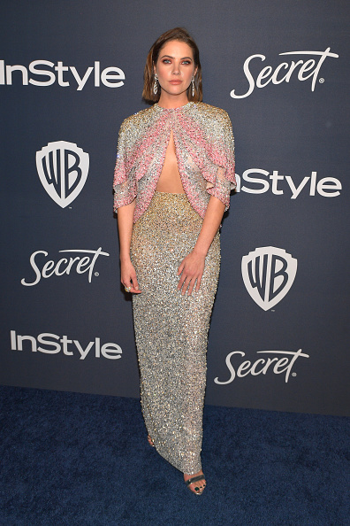 Ashley Benson「The 2020 InStyle And Warner Bros. 77th Annual Golden Globe Awards Post-Party - Red Carpet」:写真・画像(7)[壁紙.com]