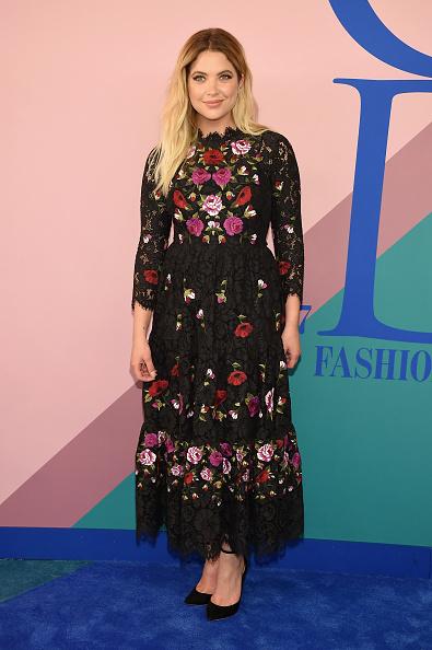 アシュリー ベンソン「2017 CFDA Fashion Awards - Arrivals」:写真・画像(0)[壁紙.com]