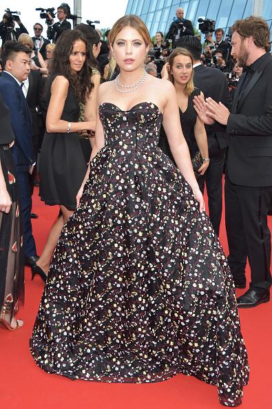 アシュリー ベンソン「70th Anniversary Red Carpet Arrivals - The 70th Annual Cannes Film Festival」:写真・画像(5)[壁紙.com]