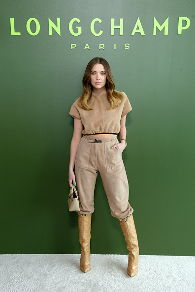 Ashley Benson「Longchamp Fall/Winter 2020 Runway Show - Arrivals」:写真・画像(18)[壁紙.com]