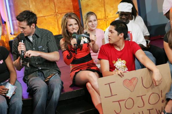 Singer「MTV TRL With JoJo」:写真・画像(18)[壁紙.com]