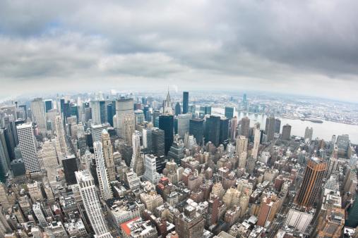 Convex「Panoramic of New York City」:スマホ壁紙(17)
