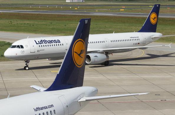 Passenger Cabin「Lufthansa Braces For 24-Hour Strike」:写真・画像(5)[壁紙.com]