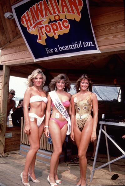 水着「Marla Maples 1985 file photo」:写真・画像(2)[壁紙.com]
