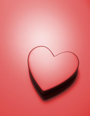 Heart「Valentine heart」:スマホ壁紙(1)