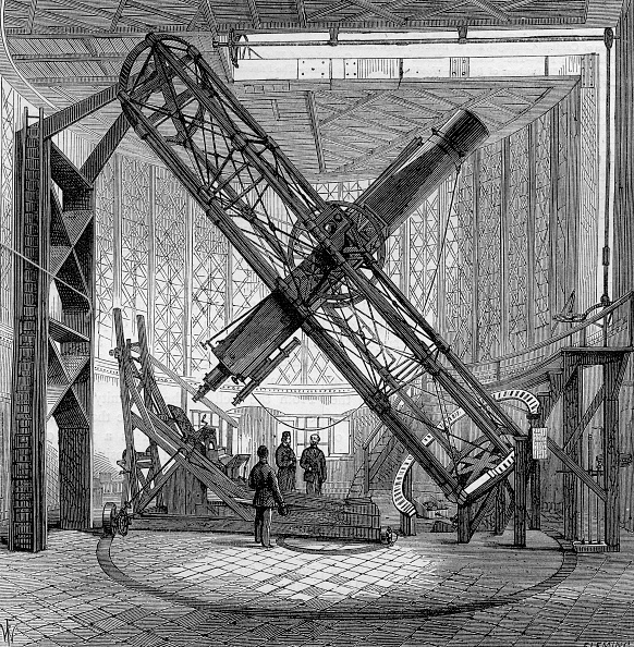1860-1869「Greenwich Telescope」:写真・画像(15)[壁紙.com]